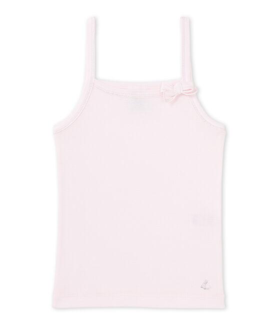 Mädchen-Top rosa Vienne