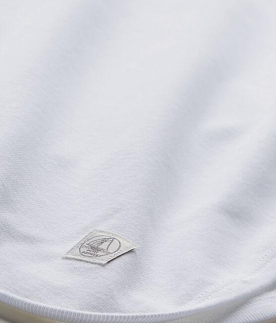 Unisex-Baby-Decke weiss Ecume