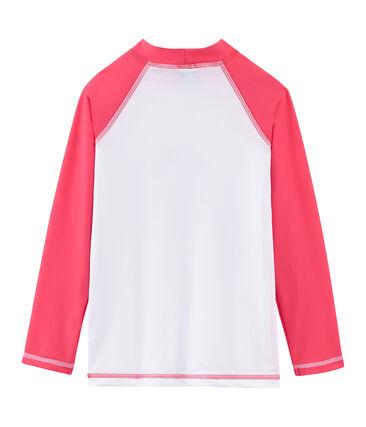 Sonnenschutz-T-Shirt Mädchen und Jungen