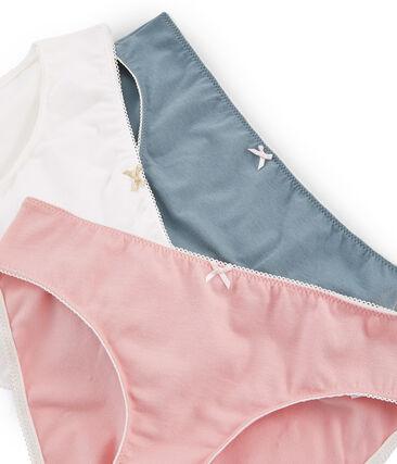 3er-Set Unterhosen für Mädchen