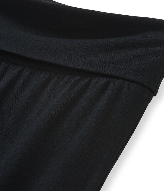 Tanzhose für Damen schwarz Noir