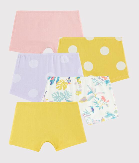 5er-Set Shortys für kleine Mädchen lot .