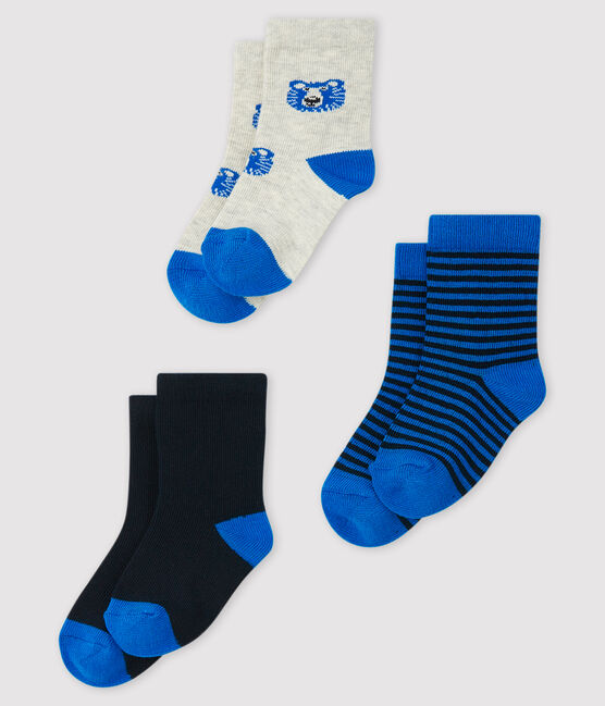 Set mit 3 Paar Baby-Socken lot .