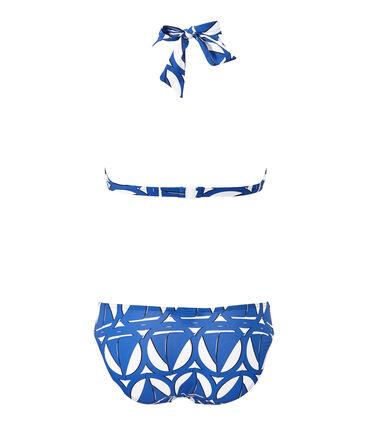 Bedruckter Damen-Bikini