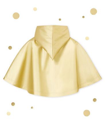 Unisex Baby Regencape gelb Dore