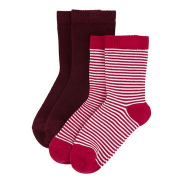 2er-Set Socken lot .