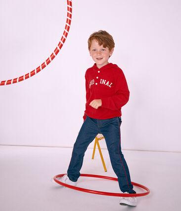 Kinder-KapuzenSweatshirt Jungen