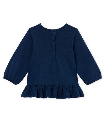 Langarm-baby-bluse mädchen