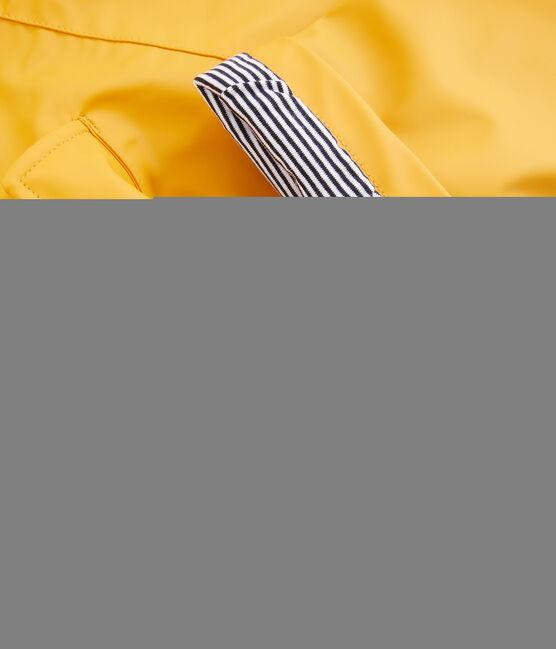 Oversized Parka für Damen gelb Boudor