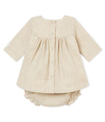 Baby MädchenKleid mit Bloomers