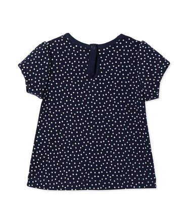 Bedrucktes Baby-Mädchen-T-Shirt