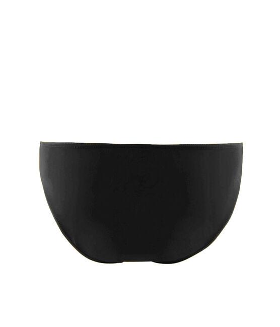 Bikini-höschen damen schwarz Noir