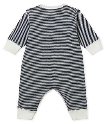 Baby Jungen Strampler ohne Fuß aus gedoppeltem Jersey
