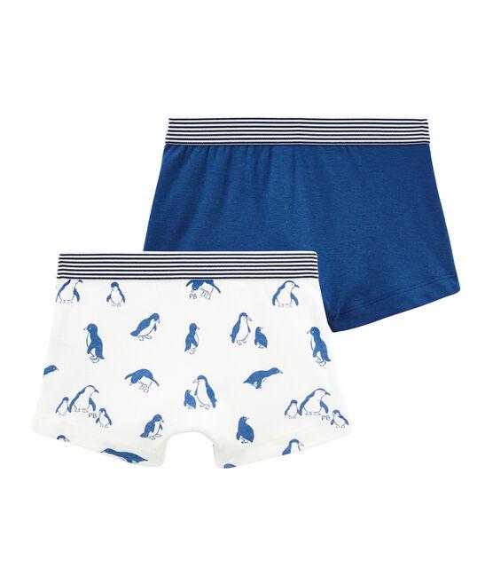 2er-Set Boxershorts für kleine Jungen lot .