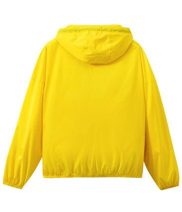 Kurze Windjacke Unisex gelb Jaune