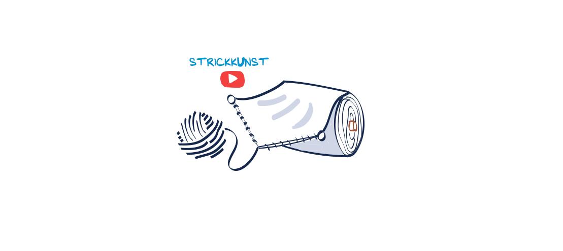 video handwerkskunst strickkunst Petit Bateau