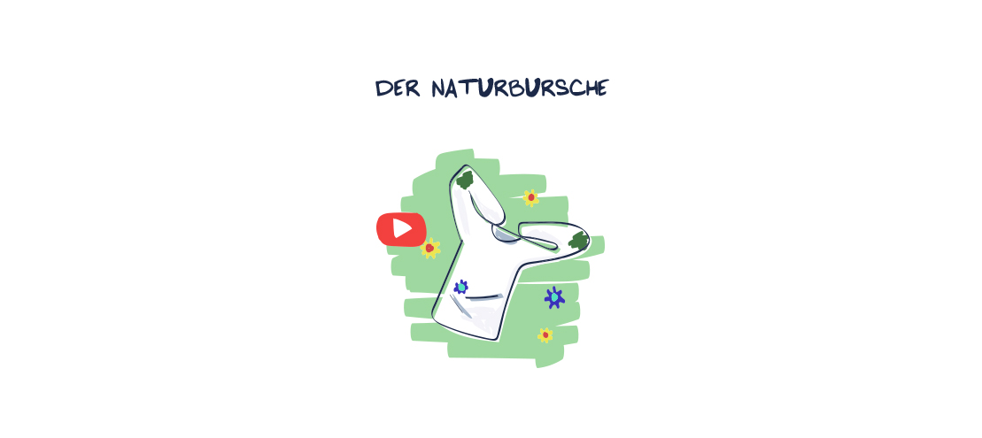 Video Kreatives Reparieren Der naturbursche Petit Bateau