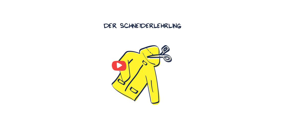 Video Kreatives Reparieren Der Schneiderlehrling Petit Bateau