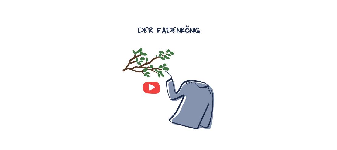 Video Kreatives Reparieren Der fadenkönig Petit Bateau
